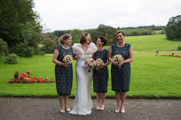 Jenny Packham wedding dress, Buckland House Wedding