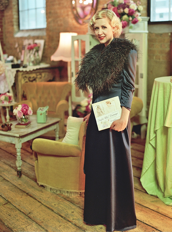 The Style Me Vintage Weddings Book Launch Party Corbet Place The Old Truman Brewery Shoreditch London