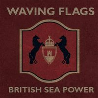 British Sea Power-Waving Flags