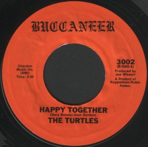 The Turtles - Happy Together