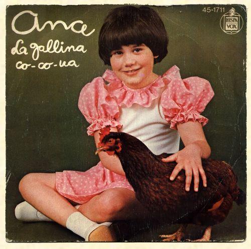 Enrique y Ana - La Gallina co-co-ua