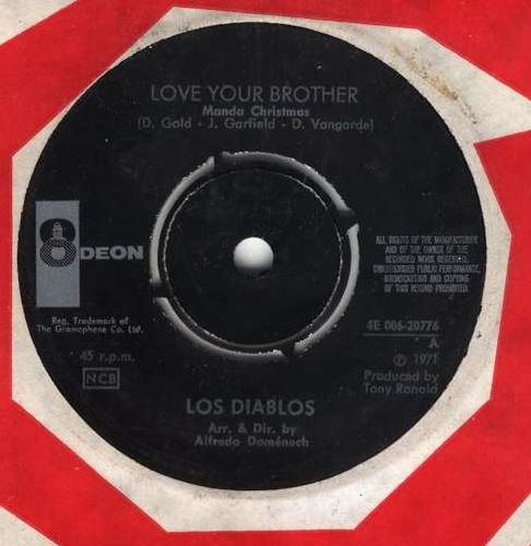 Los Diablos - Love Your Brother