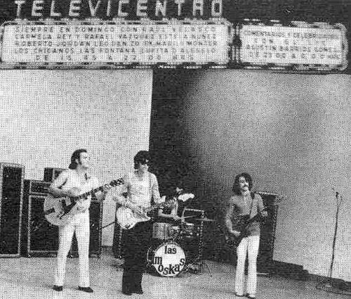 Las Moskas - Amor chiquito (1968)