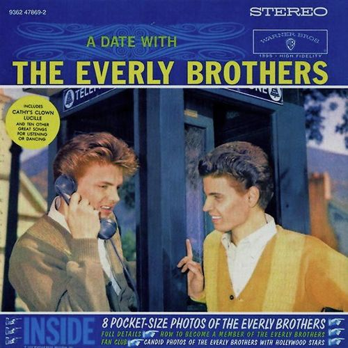 The Everly Brothers - Love Hurts