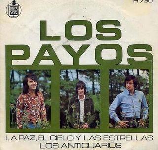 Los payos - Los Anticuarios