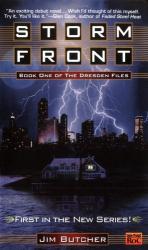Jim Butcher: Storm Front (The Dresden Files, Book 1)