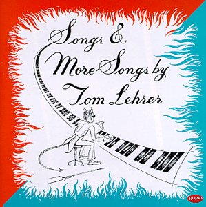 Tom Lehrer-Songs & More Songs by Tom Lehrer-13-Poisoning Pigeons in the Park