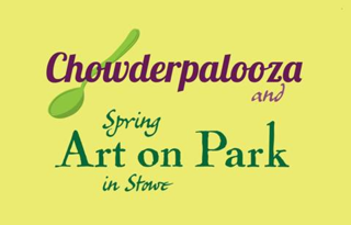 Spring Art on park
