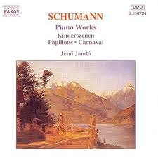 Schumann / Piano works (Papillons, Carnaval)