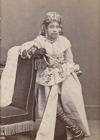 Begum of Bhopal