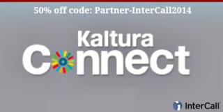 InterCall at Kaltura Connect