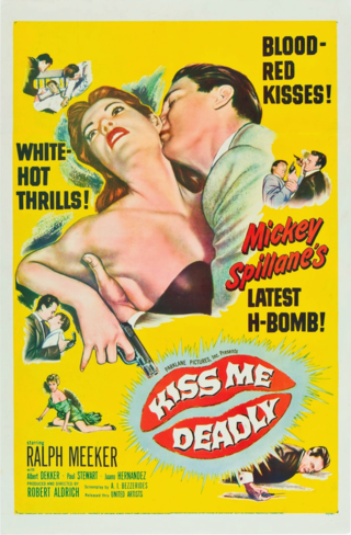 Kiss Me Deadly film