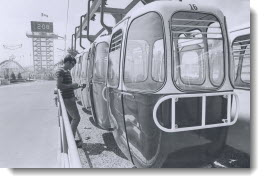 Cable car system, 1967