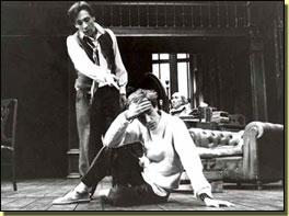 Carlos Hipólito y José Pedro Carrion en LARGO VIAJE HACIA LA NOCHE