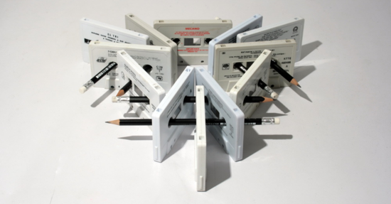 Audio Structure 2 de Quirarte + Ornelas