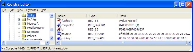 RegistryKey