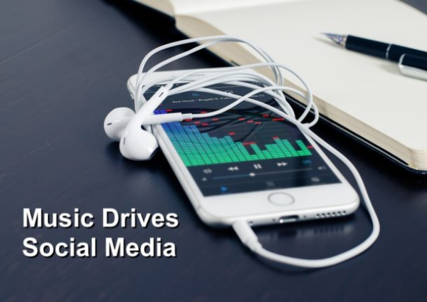 For The Young, Music Drives Social Media