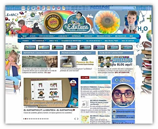 La Eduteca, el Blog educativo de Oscar Alonso