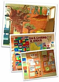 En el colegio 'Santa Marina' se venía trabajando, hace algún tiempo, este tipo de iniciativas de educación activa y responsable