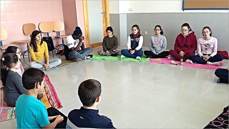 Actividad de formación del Equipo de Mediadores del IES 'Cartima'
