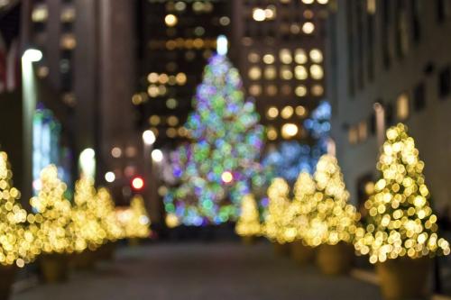 Holiday Season Hotel in Midtown Manhattan