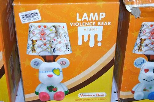 Violencebear