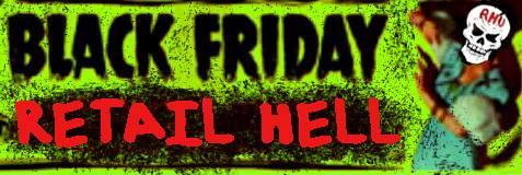 Black friday retail hell
