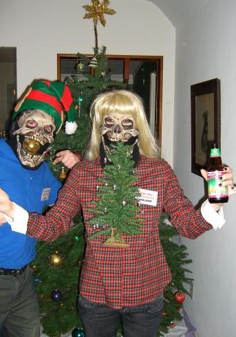 Carolanne and Jason tree