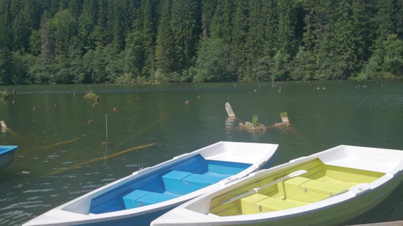 Gyilkos-tó (Red Lake)