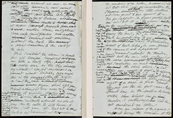 an analysis of the use of nature imagery in jane eyre by charlotte bronte Jane eyre: advanced york notes goes on in her mind and it is in these descriptions that we find brontë's most striking use of imagery they saw nature as.