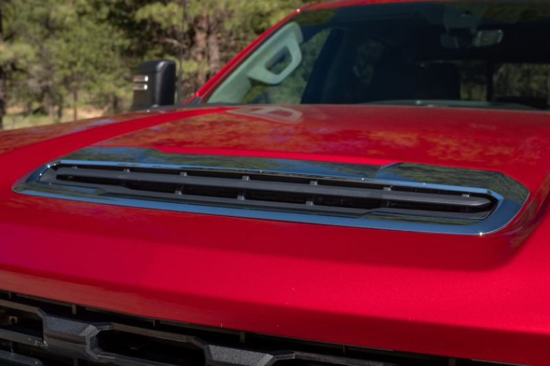 2020 Chevrolet Silverado 2500 Hood Scoop
