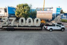 2020 Ford Super Duty Diesel Passes 1,000 Pounds-Feet Torque, Tows 37,000 Pounds