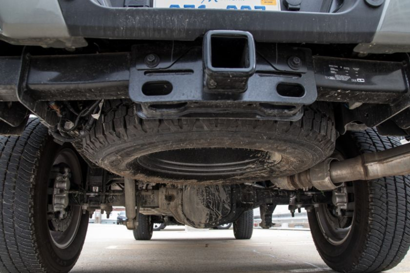 2019 Ford F-250 Limited FX4 Undercarriage
