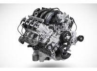 Ford's Massive 7.3-Liter Gas V-8 Now Has Official Power and Torque Ratings