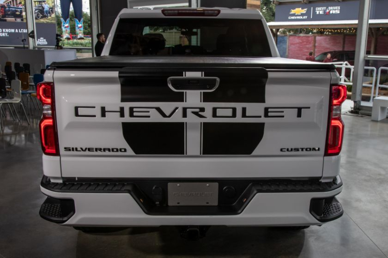2020 Chevrolet Silverado Midnight, Rally Editions for On ...