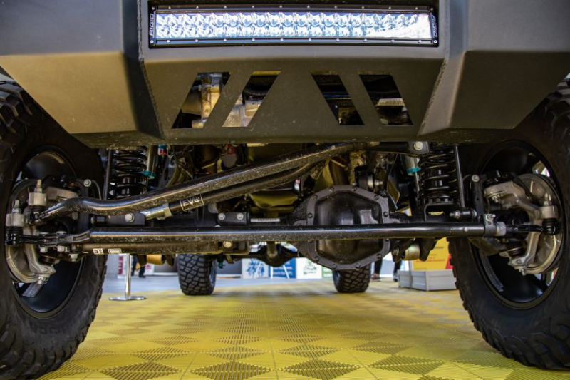 Jeep Gladiator Hennessey Maximus 1000 Undercarriage