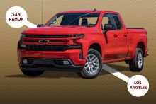 2020 Chevrolet Silverado 1500 Duramax Diesel MPG Report After 1,000 Miles