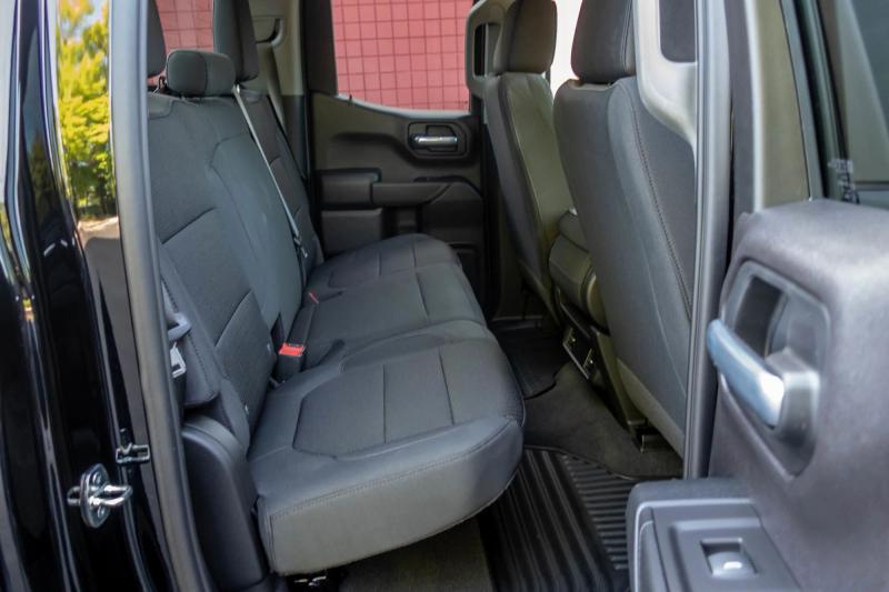 2020 Chevrolet Silverado 1500 Custom Trail Boss Backseat