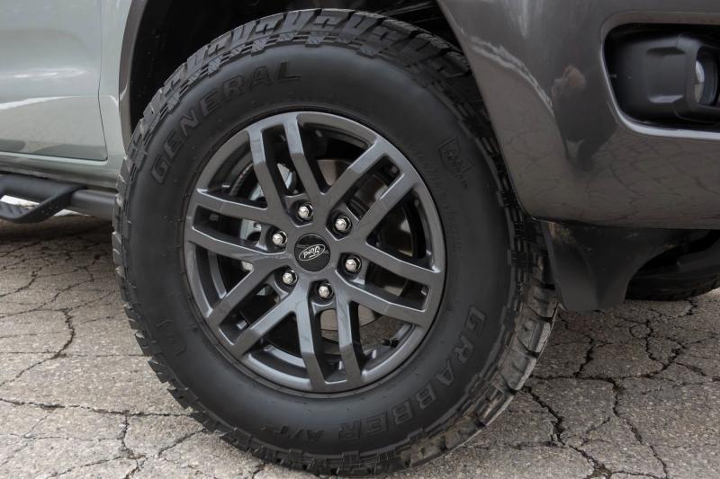 2021 Ford Ranger Tremor Tire