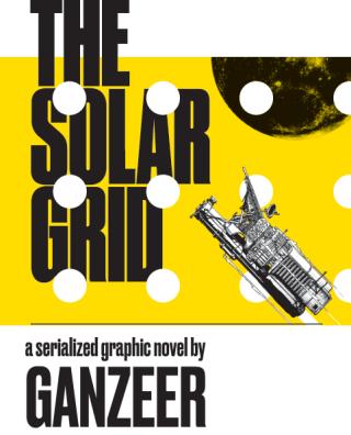 Ganzeer, Solar Grid