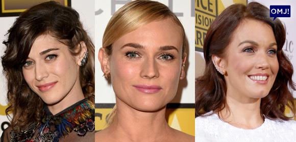 Critics-choice-tv-awards-ear-cuffs-2014