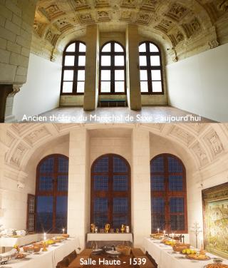 Comparación entre el antiguo teatro y en la actualidad