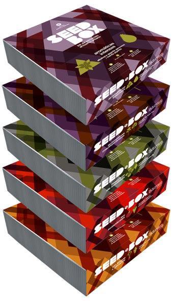 SeedBox-colección