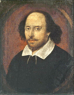 Shakespeare -The Chandos portrait