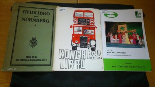 EsperantoKongresajLibroj