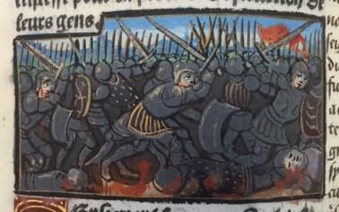 Charles d'Orleans Monstrelet 2