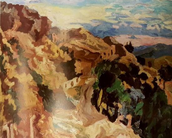 Carlo Levi strada delle grotte page 11