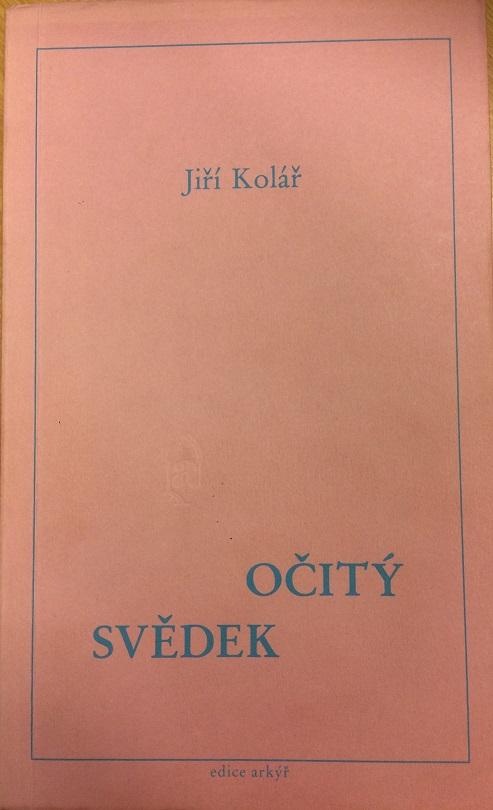 Kolar Ocity Svedek X.958-30382