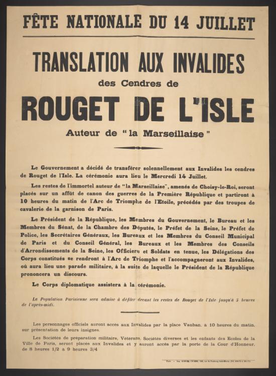6. La Marseillaise