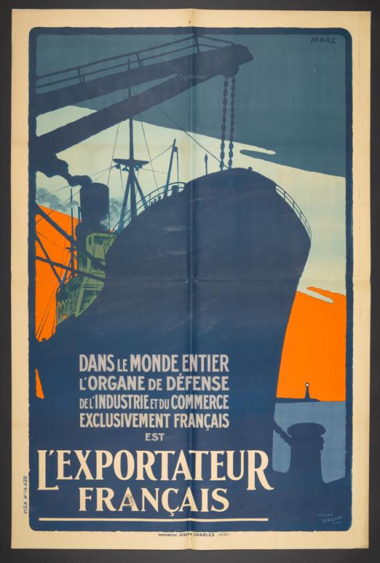 16. L'Exportateur francais